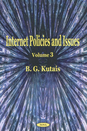 Internet Policies & Issues, Volume 3 by B.G. Kutais image