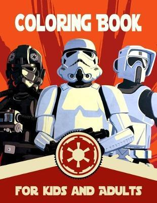 Coloring Book for Kids and Adults by Tornis