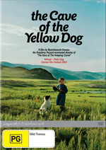 The Cave Of The Yellow Dog on DVD