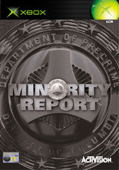 Minority Report for Xbox