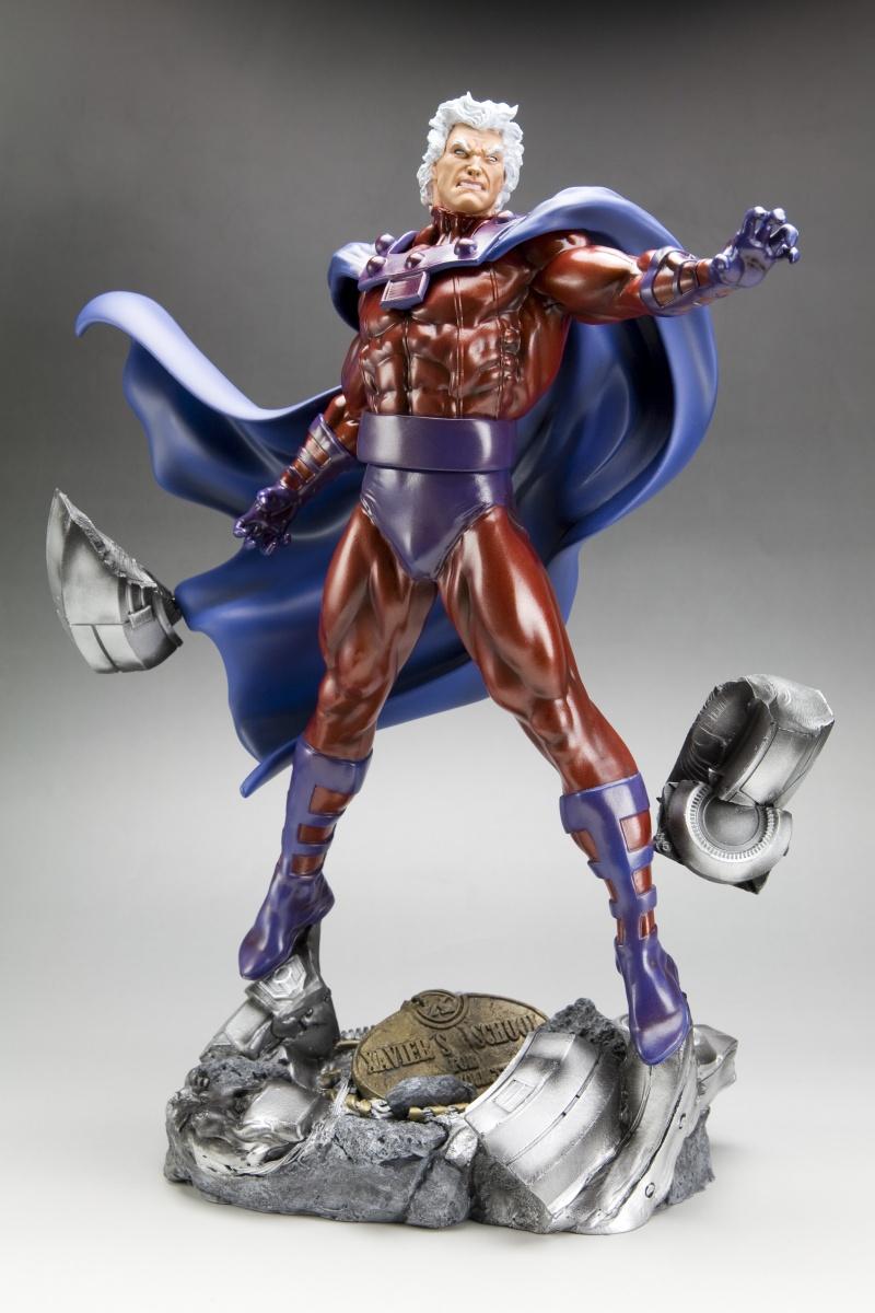 Marvel Magneto Fine Art 1:6 Polyresin Statue image