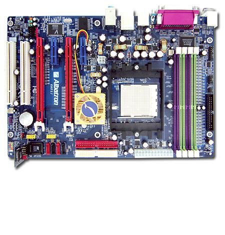 Albatron Motherboard K8SLI ATHLON64 - S939 FOR DUAL PCI-E SLOTS