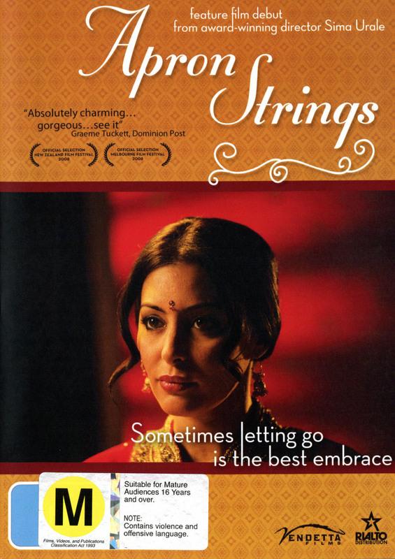 Apron Strings on DVD