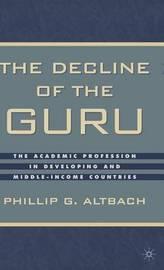 The Decline of the Guru image
