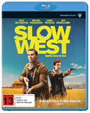 Slow West on Blu-ray