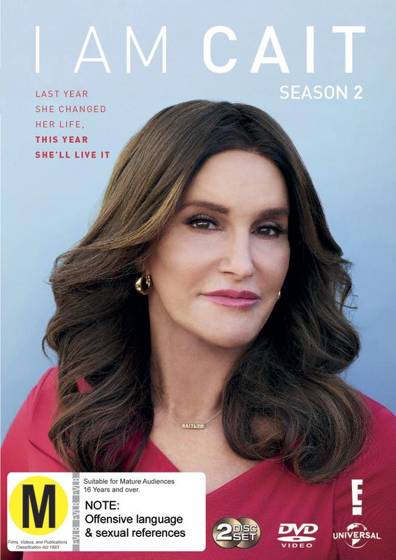 I am Cait - Season Two on DVD