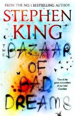 The Bazaar of Bad Dreams by Stephen King image