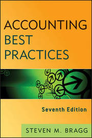 Accounting Best Practices Plus Website by Steven M. Bragg