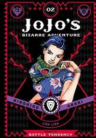 JoJo's Bizarre Adventure: Part 2--Battle Tendency, Vol. 2 by Hirohiko Araki