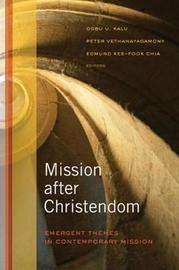 Mission after Christendom image