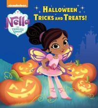 Halloween Tricks and Treats! (Nella the Princess Knight) by Hollis James