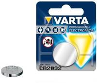 Varta CR2032 3V Lithium Battery
