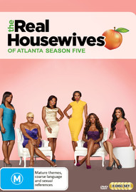 The Real Housewives Of Atlanta: Season Five on DVD