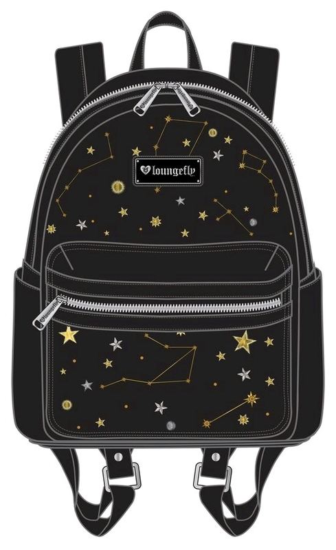 Loungefly: Stars - Mini Backpack