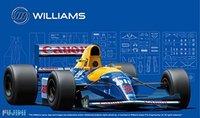 Fujimi 1/20 Formula 1 Williams FW14B 1992 - Model Kit