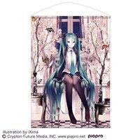 Hatsune Miku: Cherry Blossoms B2 Tapestry