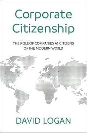 Corporate Citizenship by David Logan