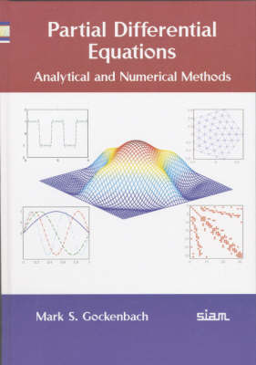 Partial Differential Equations: Analytical and Numerical Methods by Mark S. Gockenbach image