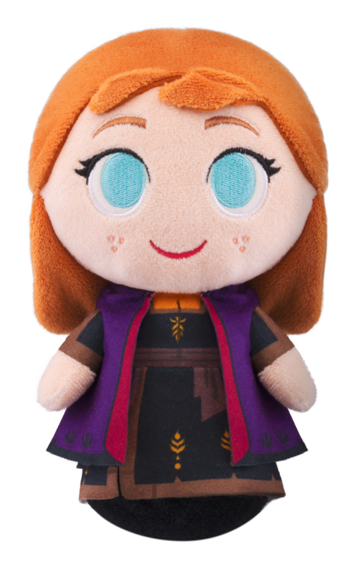 Frozen 2: Anna - SuperCute Plush