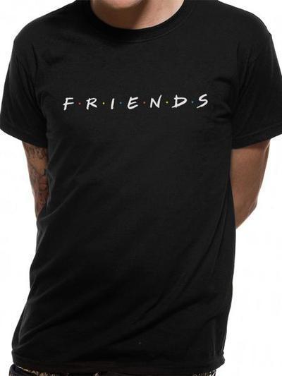 Friends Logo Tee - Ex Large