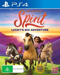Spirit Lucky's Big Adventure for PS4