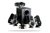 Logitech G51 5.1 Gaming Speaker System image