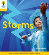 Oxford Reading Tree: Level 5 and 5A: Floppy's Phonics Non-Fiction: Storms by Alison Hawes