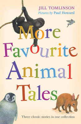 More Favourite Animal Tales by Jill Tomlinson image