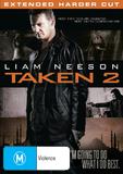 Taken 2 on DVD