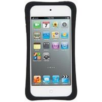 Gecko Groove Case for iPod Touch 5G (Black)