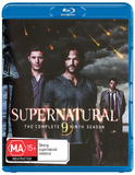 Supernatural - The Complete Ninth Season on Blu-ray