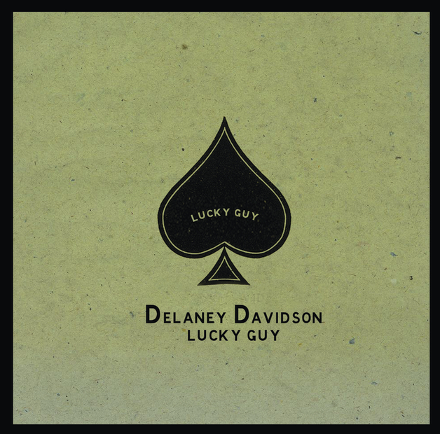 Lucky Guy (LP) by Delaney Davidson