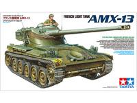 Tamiya French Light Tank AMX-13 1/35 Kitset Model