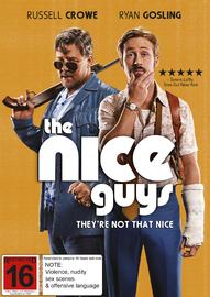 The Nice Guys on DVD