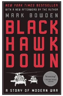 Black Hawk Down by Mark Bowden image