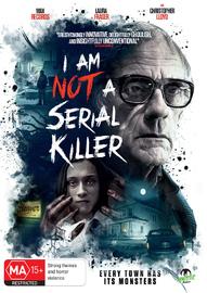 I'm Not a Serial Killer on DVD