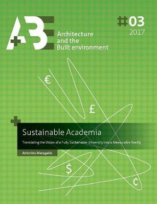 Sustainable Academia by Antonios Maragakis