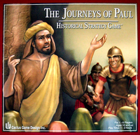 Journeys of St Paul image