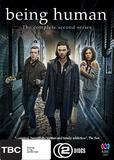 Being Human - Series 2 (2 Disc Set) on DVD