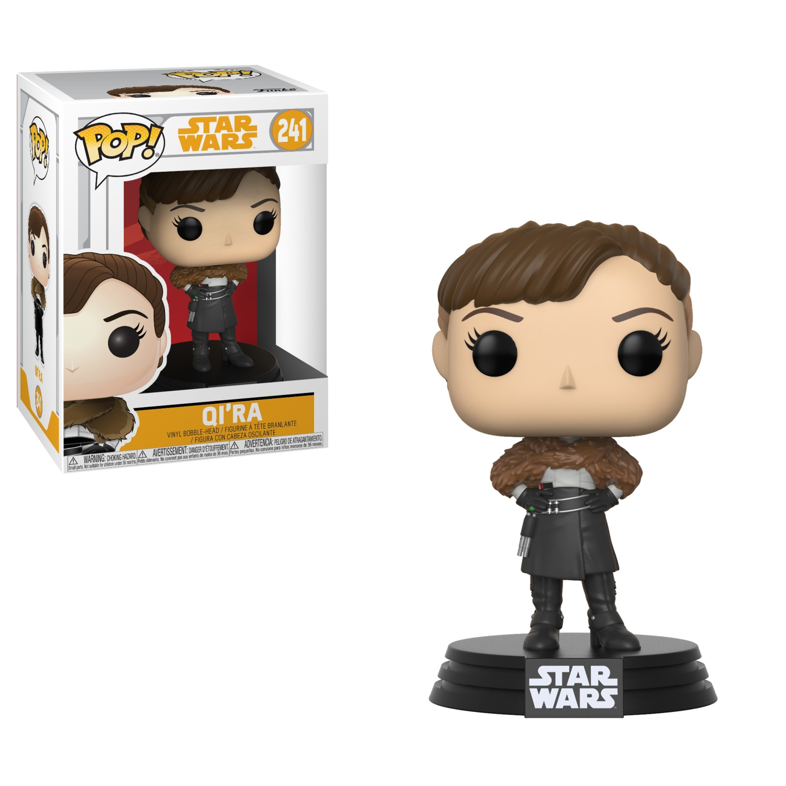 Star Wars: Solo - Qi'ra Pop! Vinyl Figure image