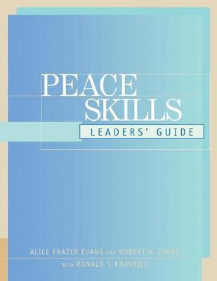 Peace Skills by Alice Frazer Evans image