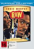 Eddie Murphy - Raw on DVD