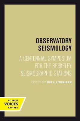 Observatory Seismology image