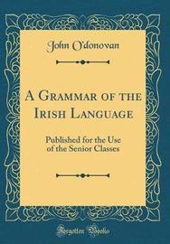 A Grammar of the Irish Language by John O'Donovan
