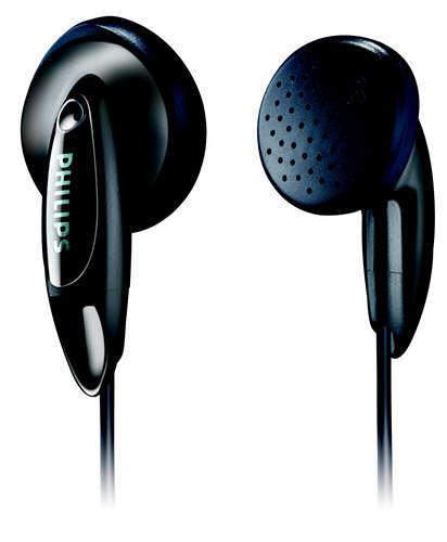Philips Earbud Headphones image