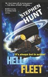 Hell Fleet by Stephen Hunt image