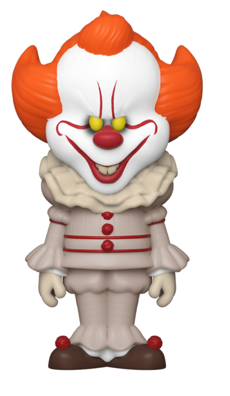 IT: Pennywise - Soda Vinyl Figure + Collector Can