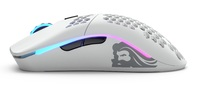 Glorious PC Gaming Model O Wireless Mouse (Matte White) for PC