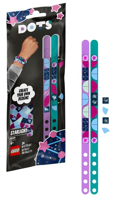 LEGO DOTS: Starlight Bracelets (41934)