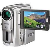 Sony Handycam MiniDV 1.0MP CCD DCRPC109E